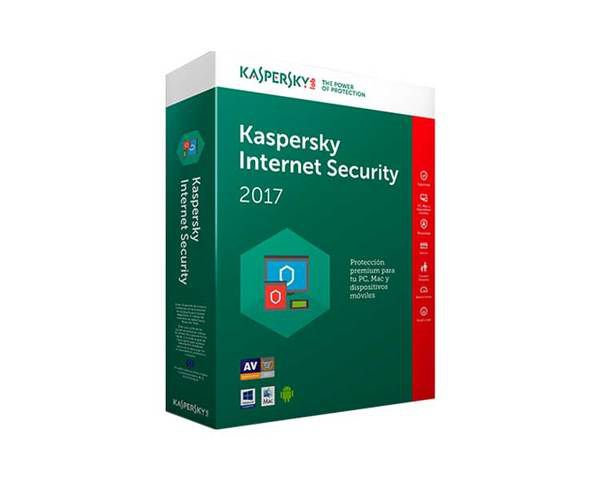 Ver Kaspersky Internet Security Multidevice 2017 4 Lic