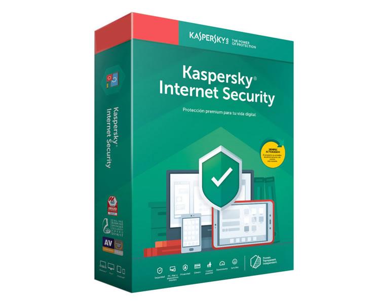 Kaspersky Internet Security Multidevice 2019 10 Lic