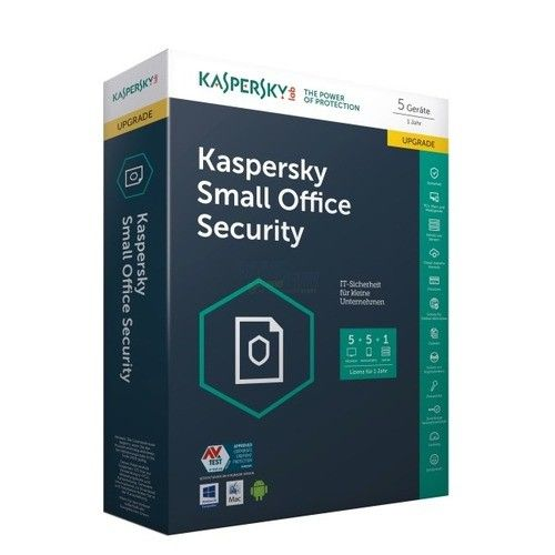 Kaspersky Lab Small Office Security 5 Full license 5usuario s 1ano s Espanol