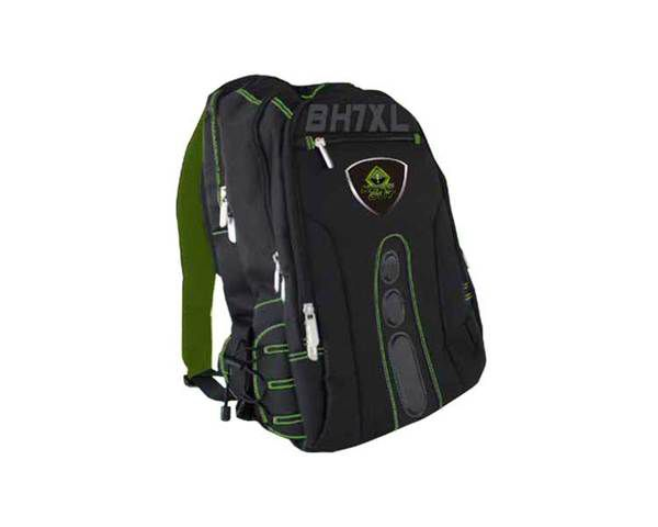Ver Keepout Mochila Gaming Bk7gxl 17 Negro green