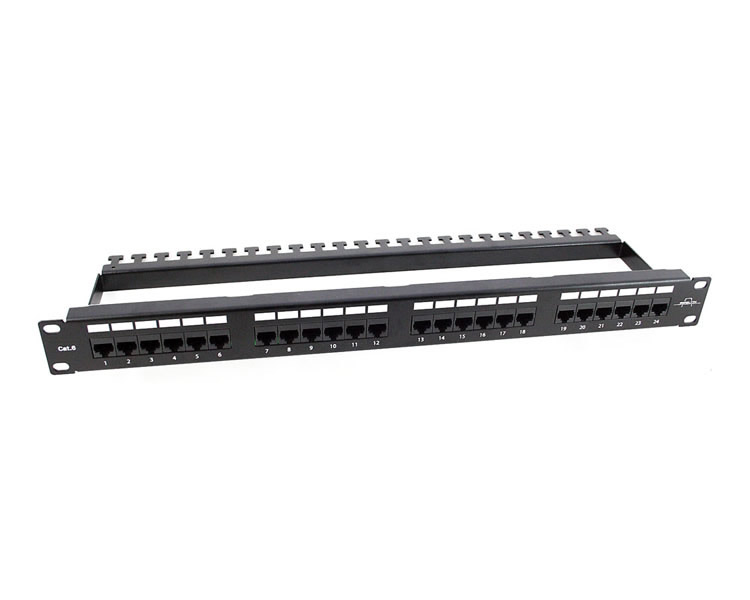Ver MONOLYTH PATCH PANEL 24 PORT C6E