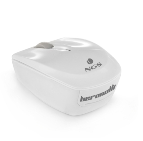 Mouse Notebook Bluetooth Bernoulli White Ngs