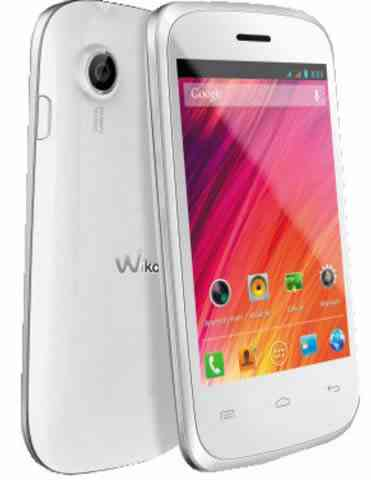 Movil Smartphone Wiko Ozzy 35 White