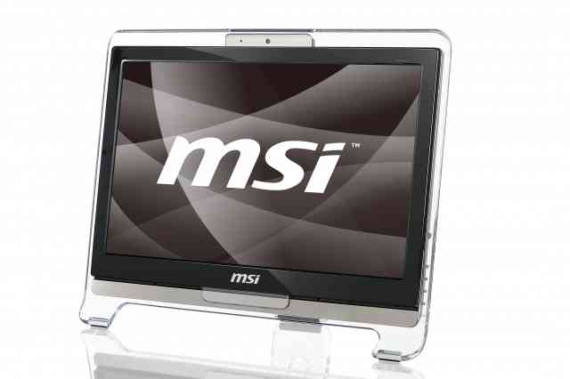 Msi Aio Ae1921-bd5252g32sxsx Black Single Touch