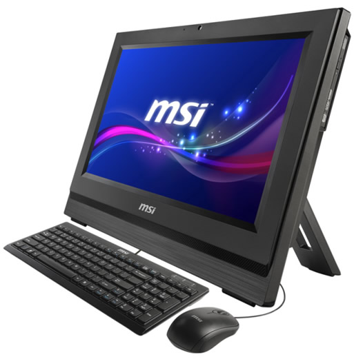 Msi Aio Ap1941-bd2502g50sxs Black Single Touch