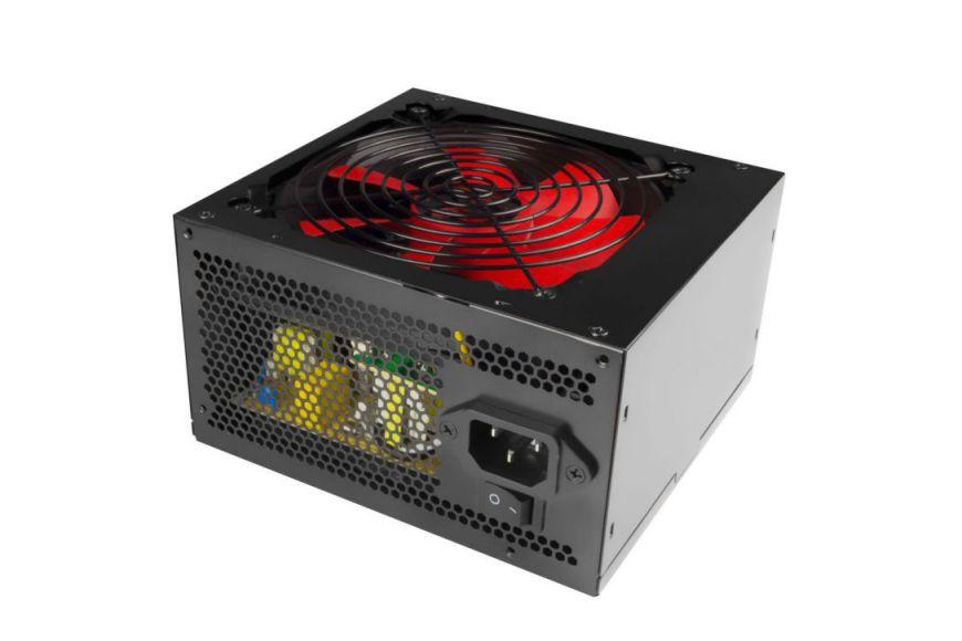 Ver Mars Gaming MP1000 1000W ATX Negro