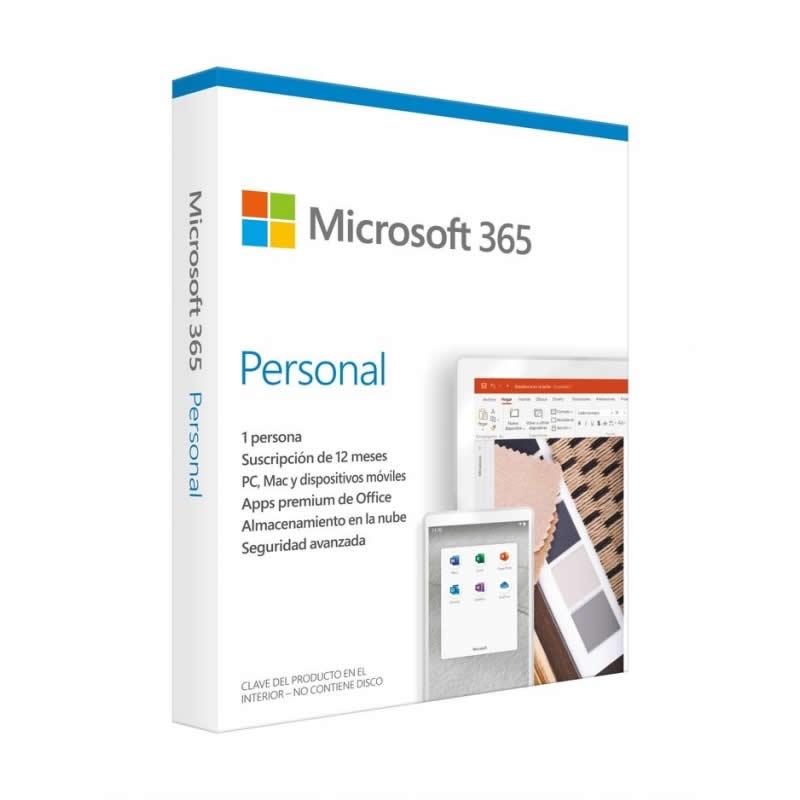 Microsoft 365 Personal 1 Ano