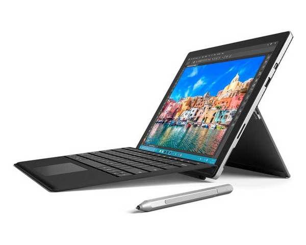 Microsoft Surface Pro 4 8 Gb I7 256 Teclado