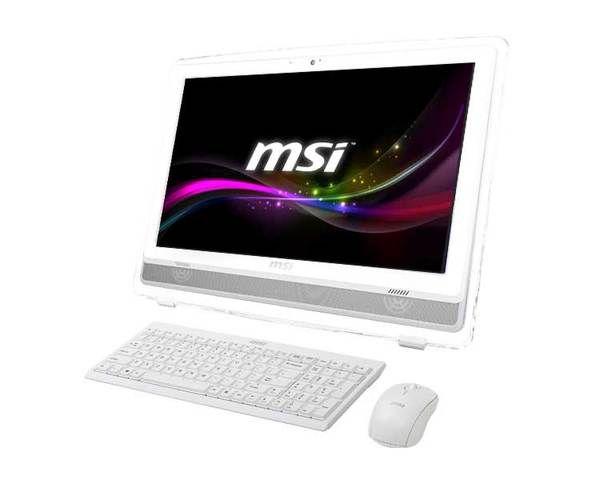 Msi Aio Pro 22et 6m 038xeu Blanco Multitouch