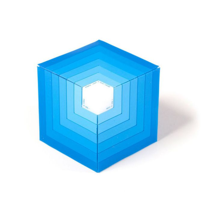 Ver NGS Roller Cube 5W Cubo Azul