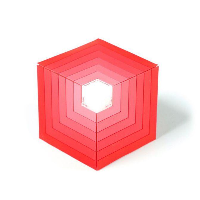 Ver NGS Roller Cube 5W Cubo Rojo