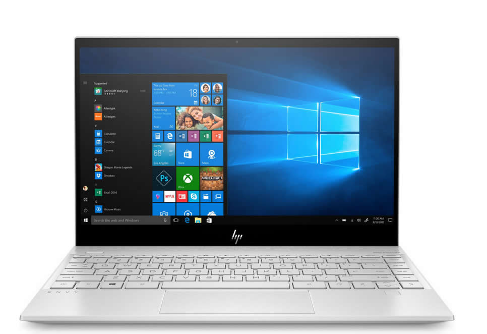 Hp Envy 13 Aq1006ns