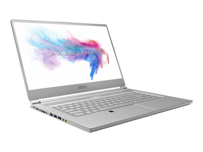 MSI P65 8RE PRESTIGE 093XES PLATA