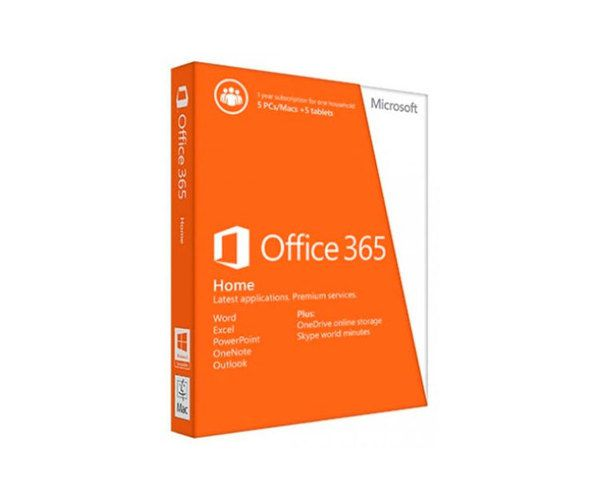 Office 365 Home 1 Ano