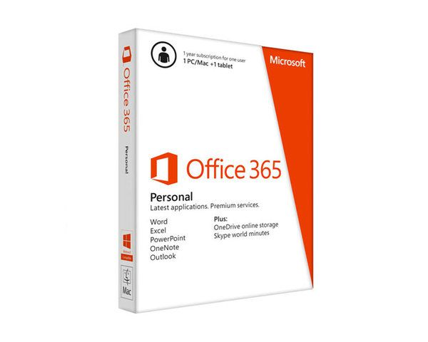 Ver Office 365 Personal 1 Ano