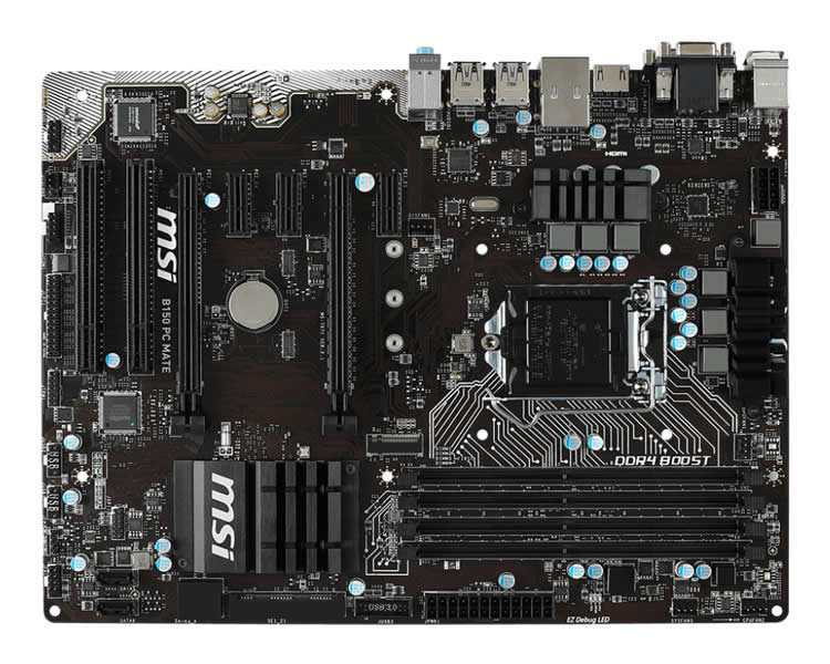 Ver MSI B150 PC MATE