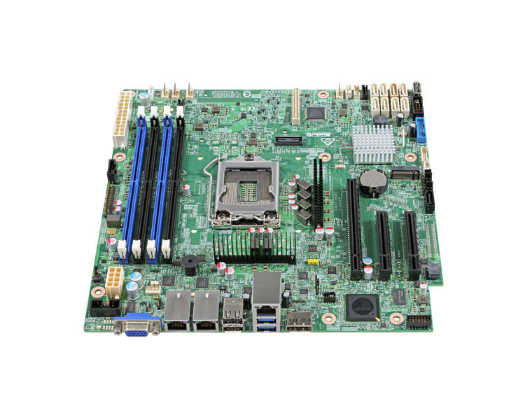 Ver PLACA BASE INTEL SERVER S1200SPL