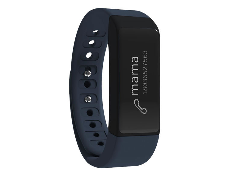Ver LEOTEC PULSERA FITNESS TOUCH AZUL