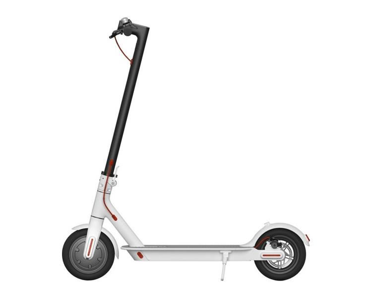 Patinete Electrico Scooter Blanco Xiaomi