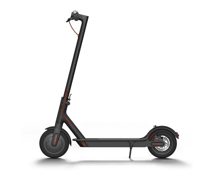 Patinete Electrico Scooter Negro Xiaomi