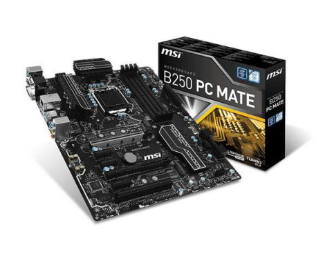 Ver Msi B250 Pc Mate