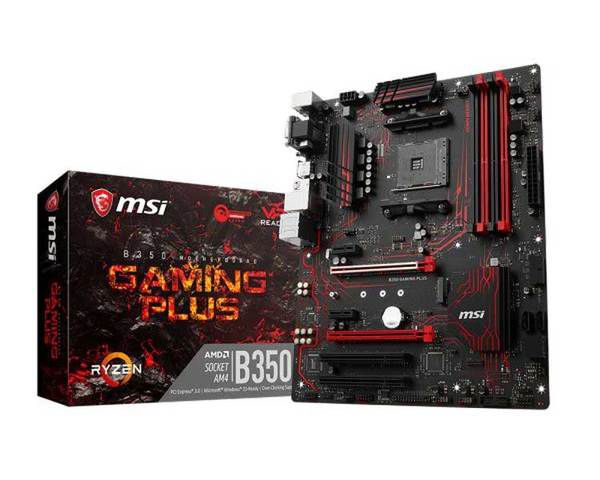 Ver Msi B350 Gaming Plus