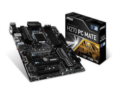Ver Msi H270 Pc Mate