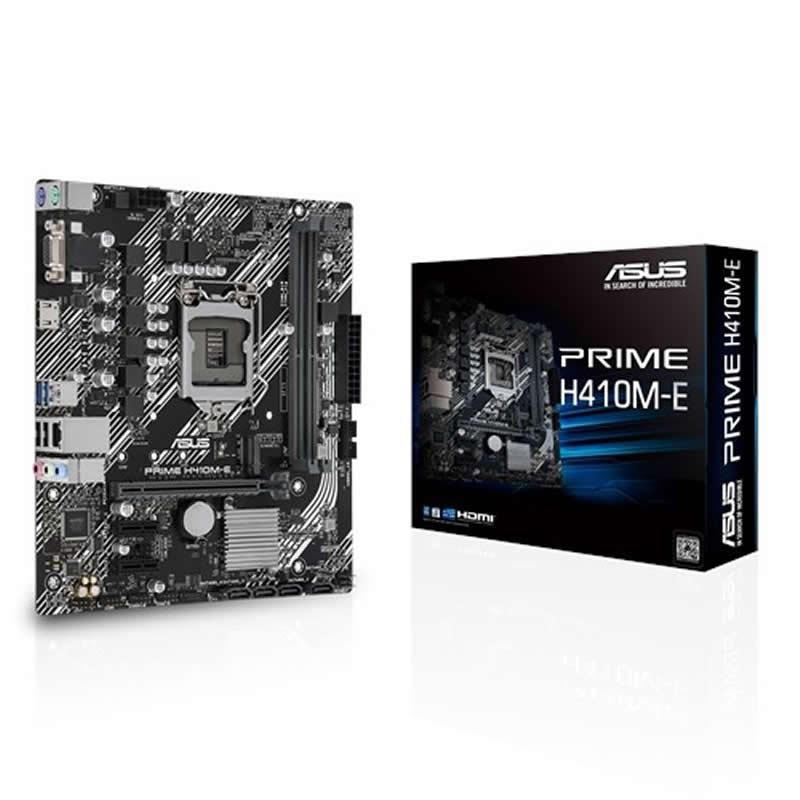 Asus Prime H410m E
