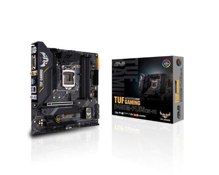 Asus Tuf Gaming B460m Plus Wi Fi