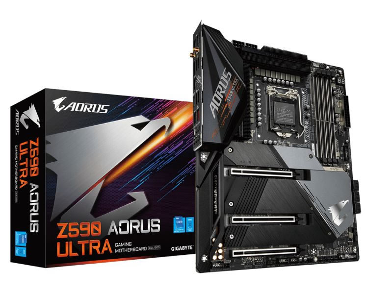 Gigabyte Z590 Aorus Ultra