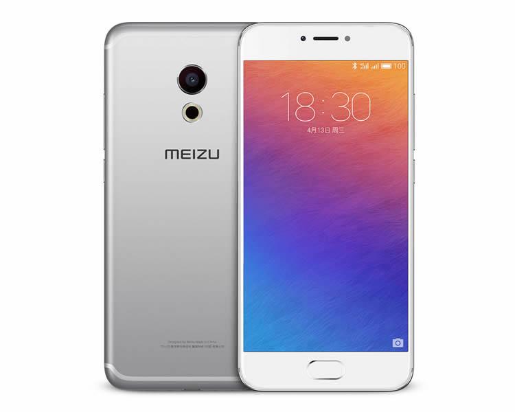 Ver Meizu Pro 6 4g 32 GB 4 Gb Plata blanco