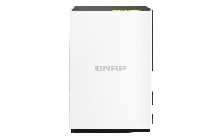QNAP TS 228 NAS Mini Tower Ethernet Negro blanco servidor de almacenamiento