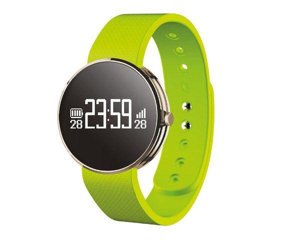 Reloj Fitwatch Indicador Uv Leotec