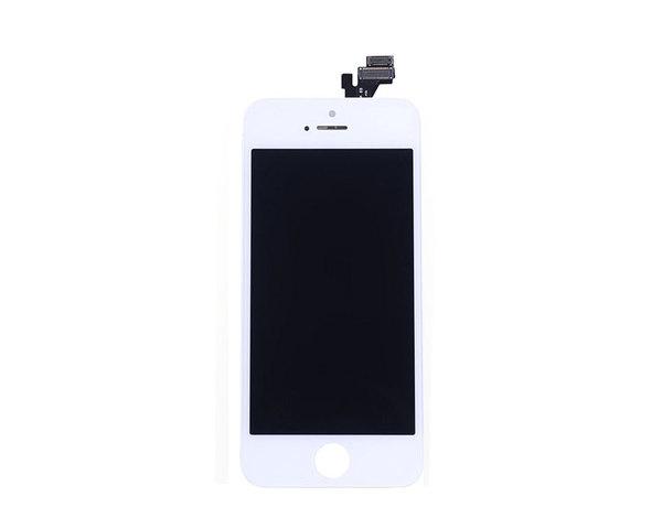 Repuesto Pantalla Lcd Iphone 5 Blanco Compatible