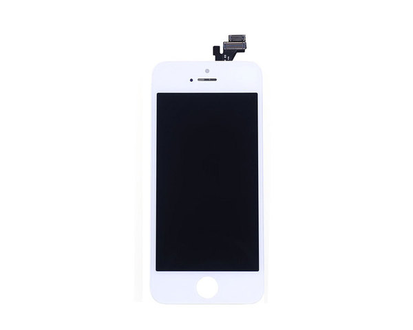 Ver Repuesto Pantalla Lcd Iphone 5s Blanco Compatible