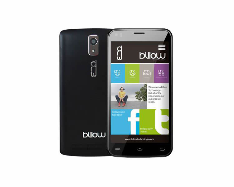Ver BILLOW S51 HD 5 8 GB NEGRO