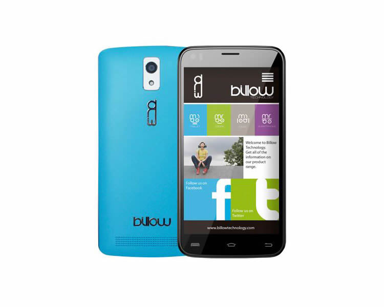 Ver BILLOW S51 HD 5 8 GB AZUL