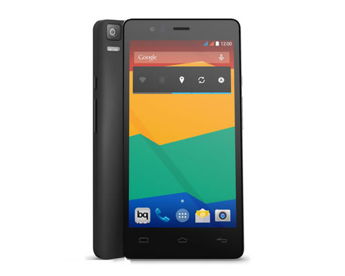 BQ AQUARIS E5 HD 4G 16 GB NEGRO