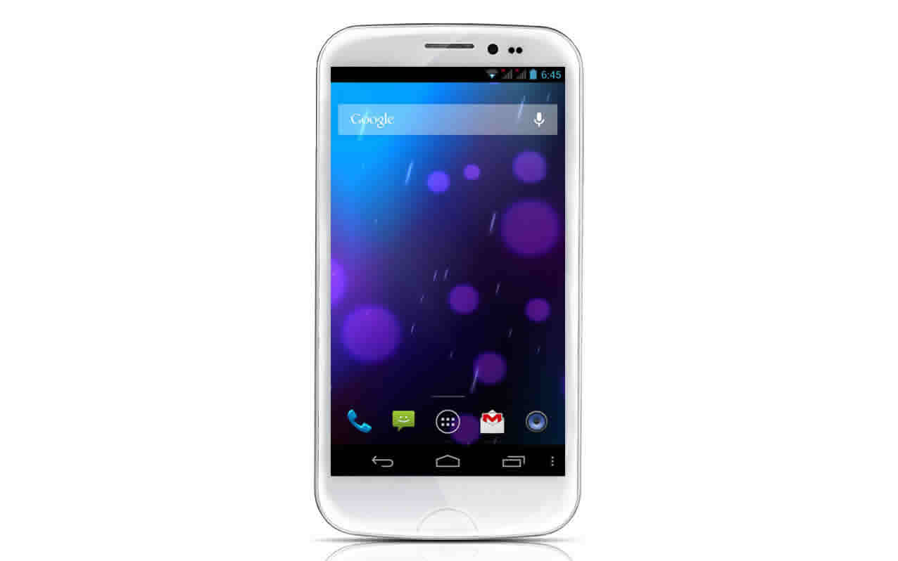 Smartphone Quore V57 57 White Coolbox