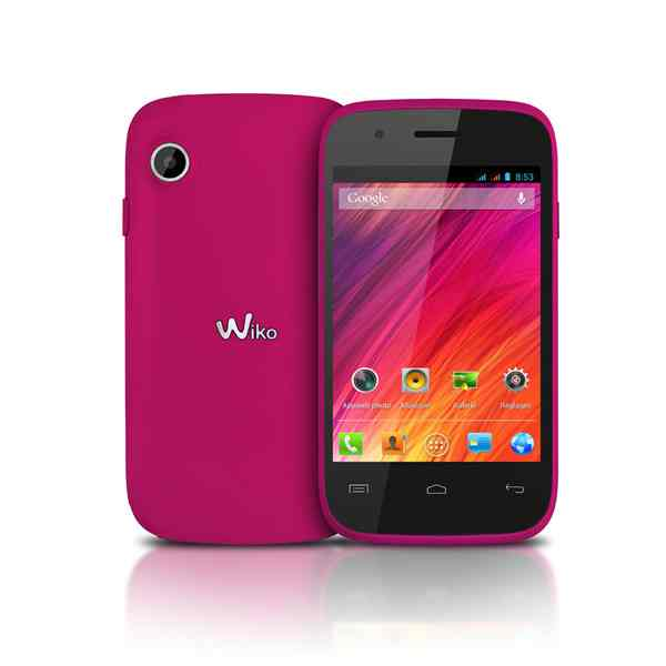 Smartphone Wiko Ozzy 35 Pink