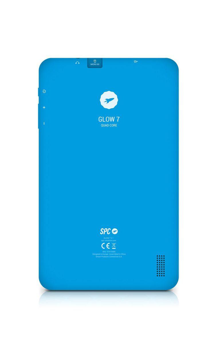 Spc Glow 7 Tablet Azul 9741508a