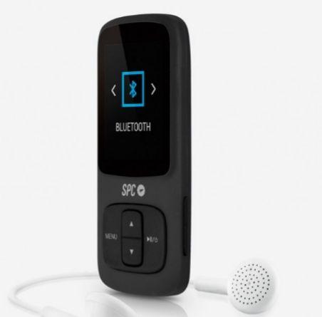 Spc Pure Sound Bluetooth Reproductor Mp3