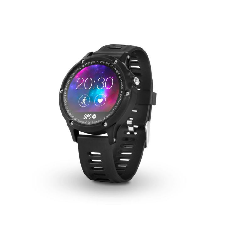 Ver SPC Smartee Sport Reloj Deportivo Negro 9612N