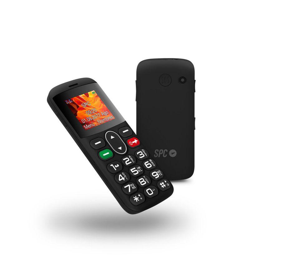 SPC Symphony 815g Negro Telefono para personas mayores