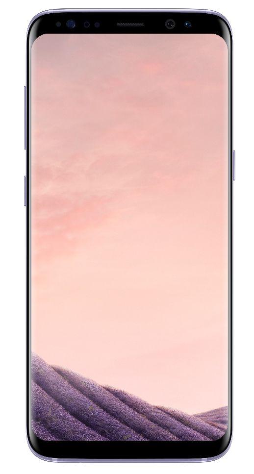Samsung Galaxy S8 SM G950F SIM unica 4G 64GB Violeta