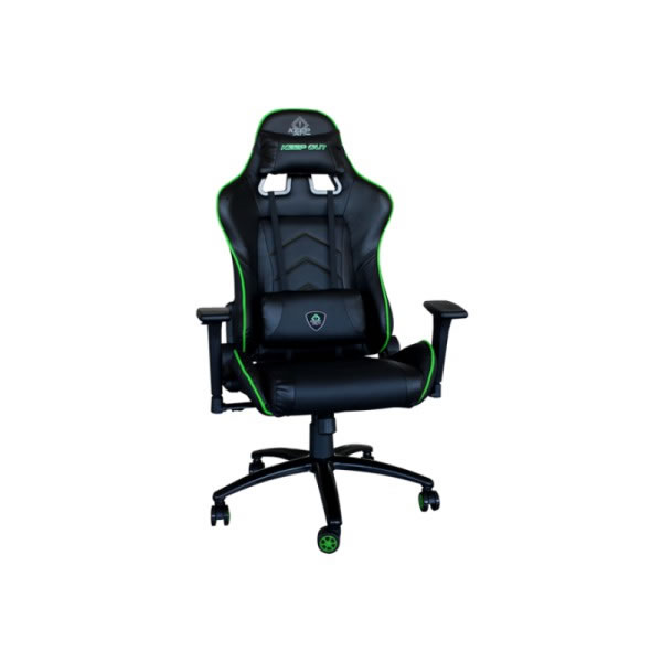 Silla Gaming Keepout Xs400 Pro Negro Verde