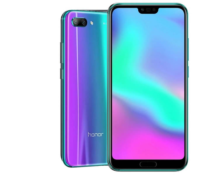 Ver Huawei Honor 10 4Gb 64gb Verde