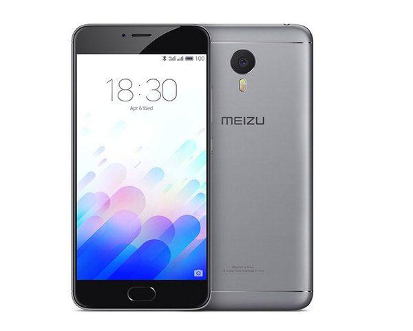 Meizu M3 Note 4g 32 GB 3 Gb Dark Grey