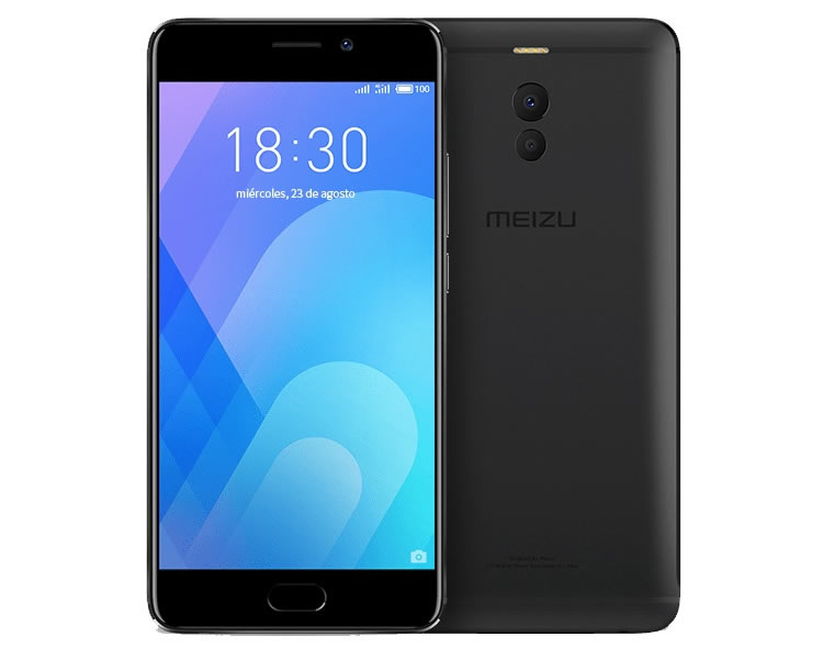 MEIZU M6 Note Negro 64GB 4GB
