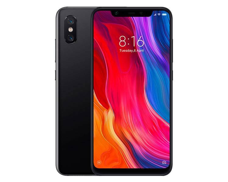 Ver Xiaomi Mi 8 6GB 64gb Negro